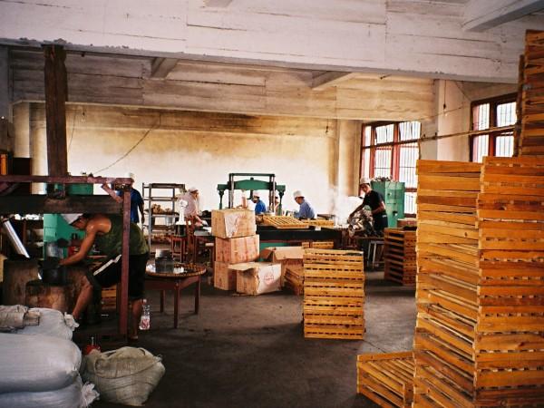 Pu-Erh-Tuo-Cha-Manufaktur