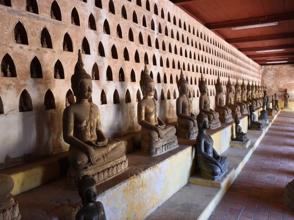 Tempel-in-Laos